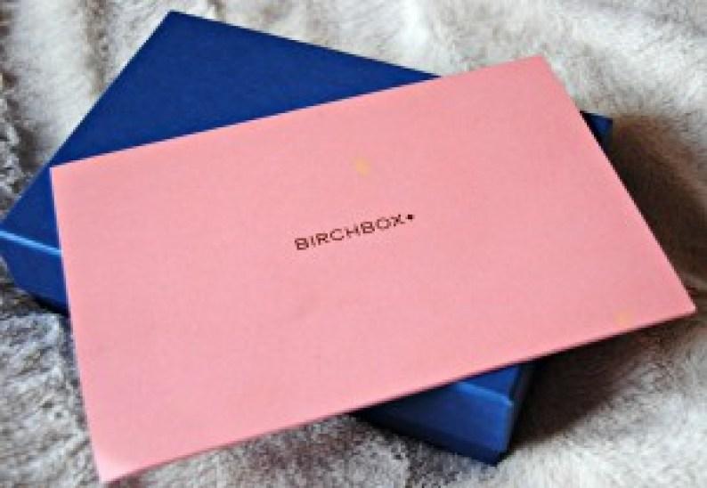Box + carte d'invitation