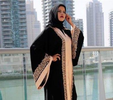 robe dubai abbaya hijab