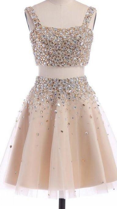 robe de soirée deux pièces pour femme petite
