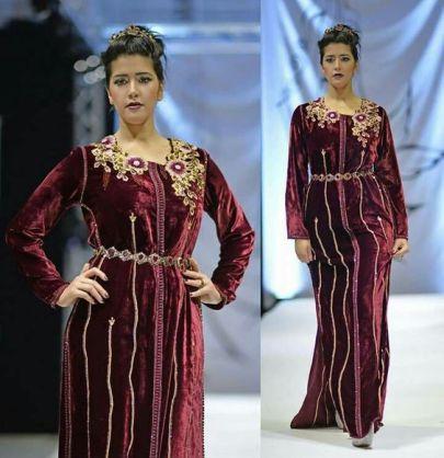 robe traditionelle orientale grande taille