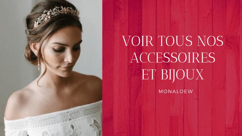 Bijoux et accessoire mariage et soirée