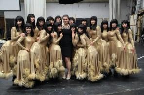 Guilio Cesare in Egitto, Komische Oper Berlin - die KleopatraDoubles, 2015, R: Lydia Steier