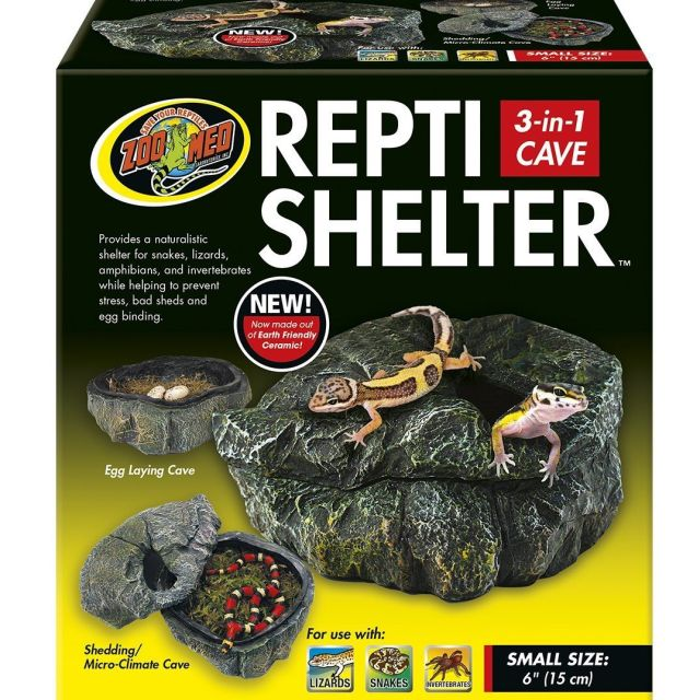 zoomed repti shelter small
