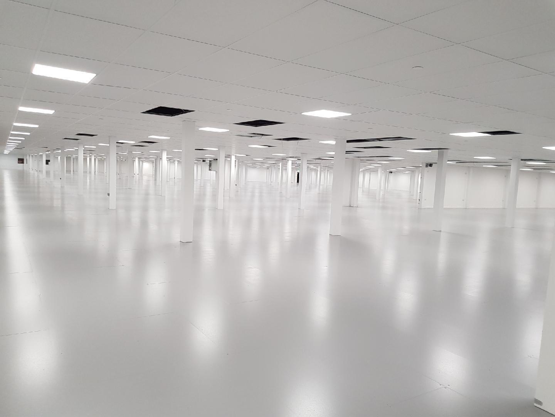 London resin flooring - Monarch Flooring Services - UK resin