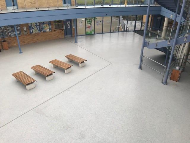 Resin Flooring - Monarch