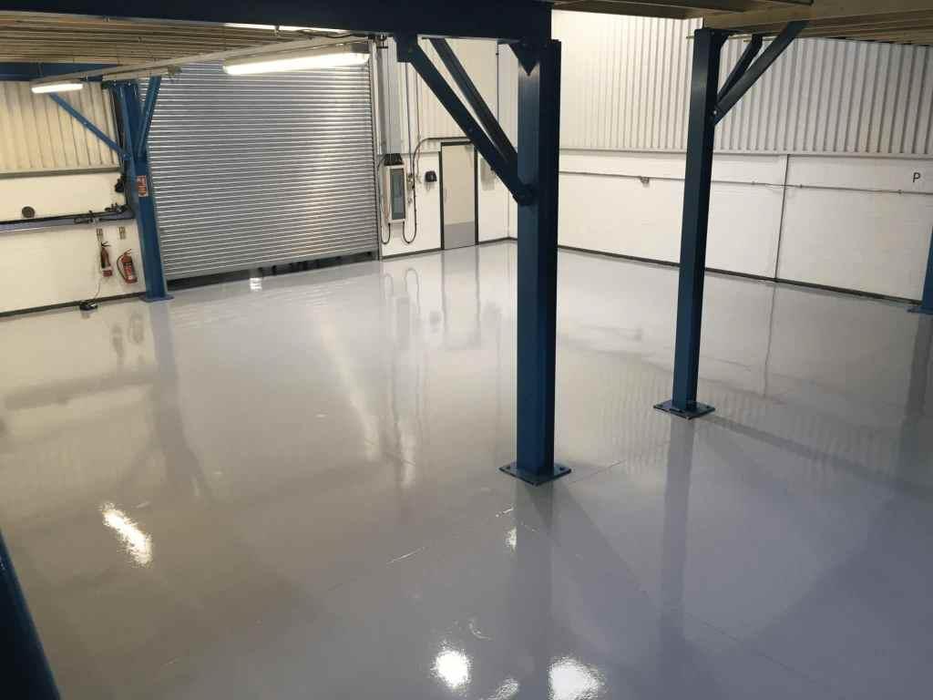 Monarcoat 720 - UK resin flooring - Monarch