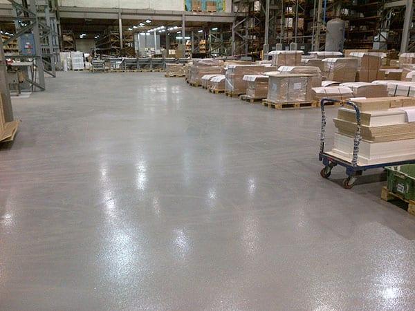 Monarcoat 500 - factory flooring - Monarch Flooring - UK Resin