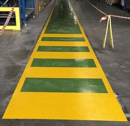 Monarcoat Rapid - Polyaspartic - factory flooring - Monarch Flooring - UK Resin