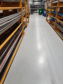 Monargrip - factory flooring - Monarch Flooring - UK Resin