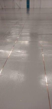 Antistatic Flooring - Monarch - Step by step process - monarflow pu as