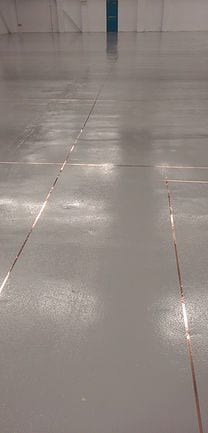 Antistatic Flooring - Monarch - Step by step process - monarflow pu as
