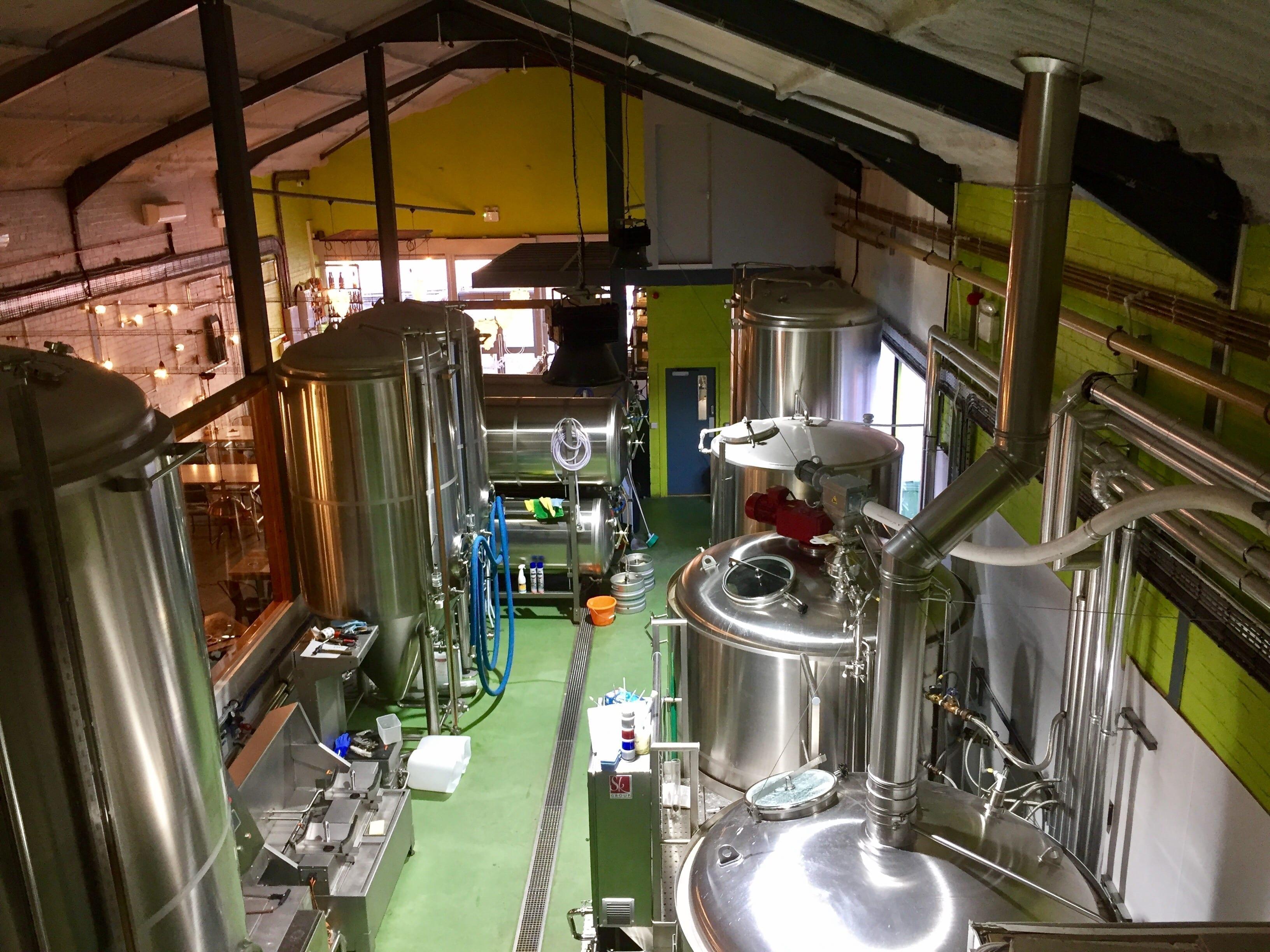 Sentinel Brewery2