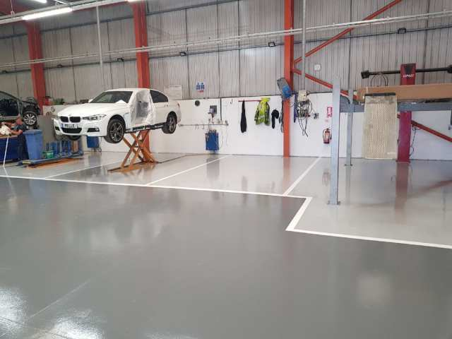 automotive flooring