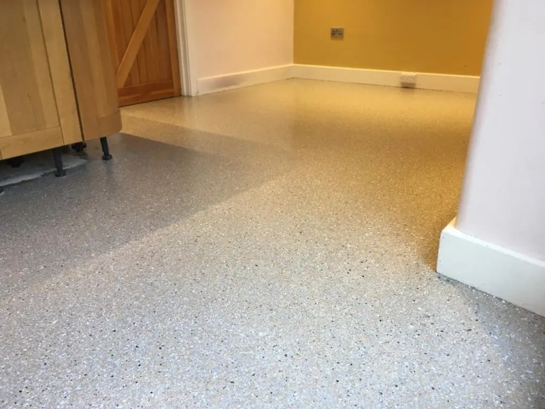 Monarflake Resin Flooring