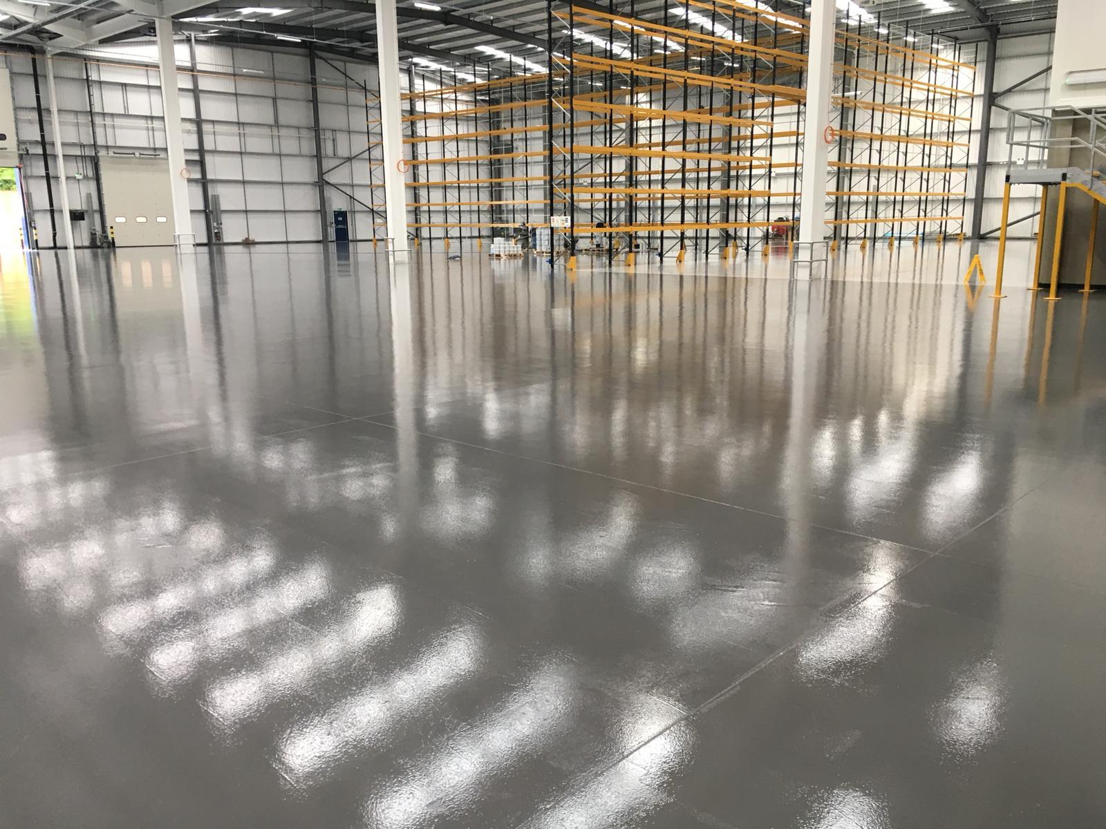 epoxy resin flooring Birmingham