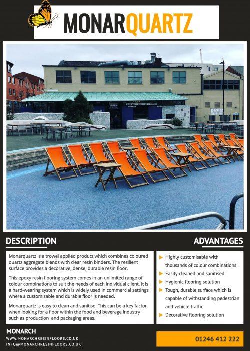Monarquartz Brochure