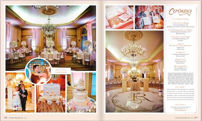 Ceremony_Magazine_Blush_VIntage_Wedding_Westgate_Monarch_Weddings_Westgate_hotel