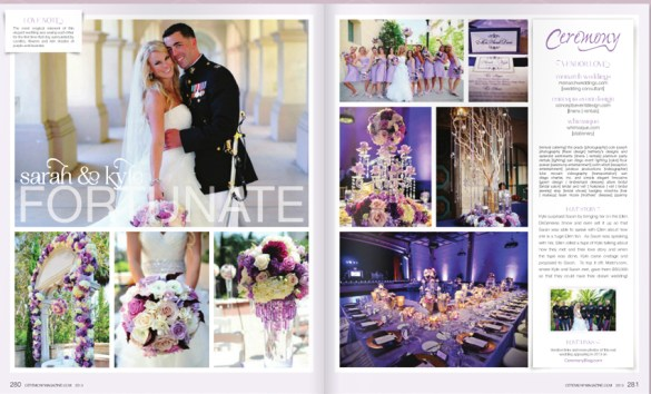 Ceremony_Magazine_Purple_Prado_Wedding_Monarch_Weddings