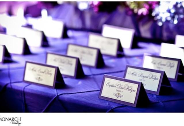 Purple-pintuck-linen-purple-placecards-prado-wedding