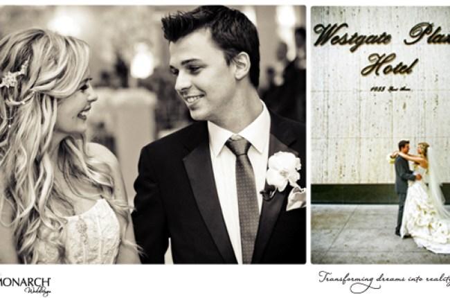 Westgate-hotel-wedding-blush-french-vintagte-wedding