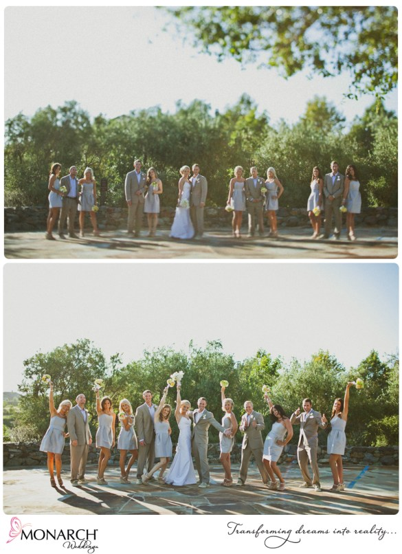 Bridal-party-Rustic-Shabby-chic-wedding