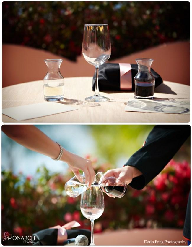 Wine-ceremony-la-valencia-hotel