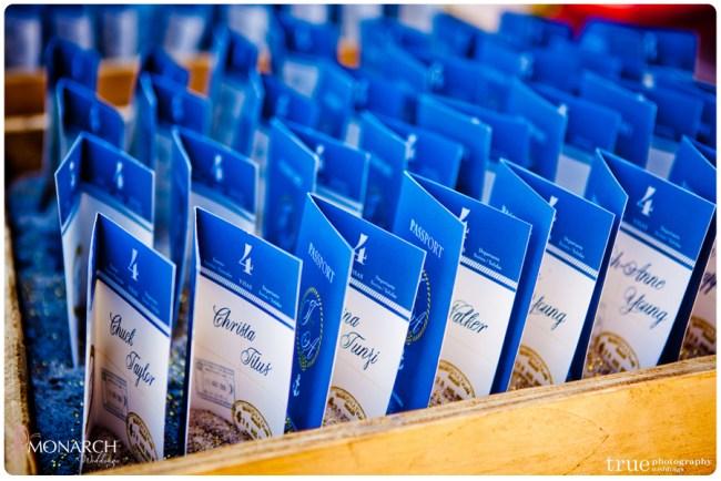 Passport-theme-place-cards-Nautical-theme-wedding-hotel-del-coronado