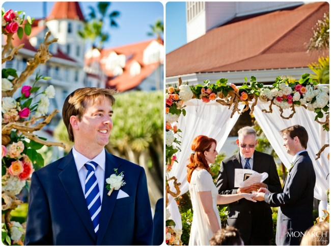 Vintage-nautical-wedding-hotel-del-groom-ceremony