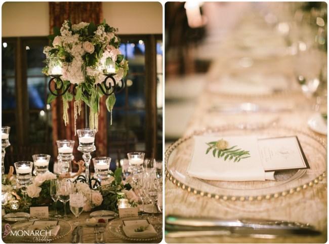 Rustic-garden-chic-wedding-beaded-charger-plate-rancho-santa-fe-golf-club