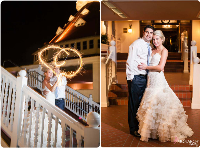 Bride-and-Groom-Sparkler-Hotel-Del-Wedding