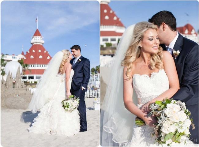 Bride-groom-hotel-del-coronado-beach-wedding