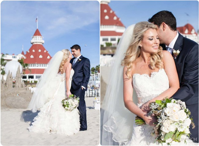 Bride-groom-hotel-del-coronado-beach-wedding