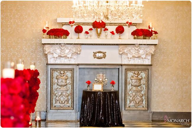 Crystal-ballroom-Us-Grant-Hotel-Wedding-Red-roses-gatsby-wedding