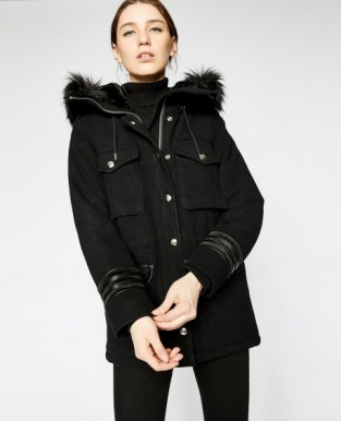 parka militaire the kooples