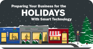 Holiday Smart Technology for Your Business