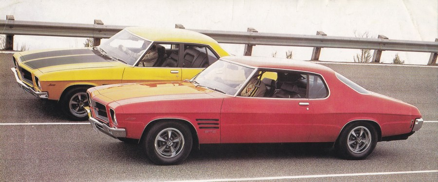 Monaro Car Club of Victoria   HQ Monaro A completely new generation body design emerged with the HQ series in July  1971  including the new Monaro  LS   commonly believed to mean  Luxury  Sports