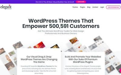 DIVI est-il le thème wordpress qu'il vous faut ?
