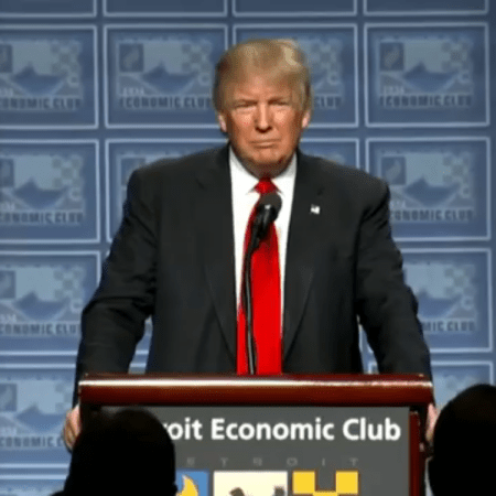 Donald Trump Unveils Detailed Economic Policy Plan in Detroit