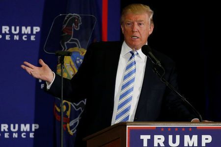 Donald Trump lays out plan for first 100 days in Gettysburg Address