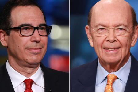 Trump Nominates Steve Mnuchin to Lead Treasury Department, Wilbur Ross for Secretary of Commerce, Todd Rickett for Deputy Commerce