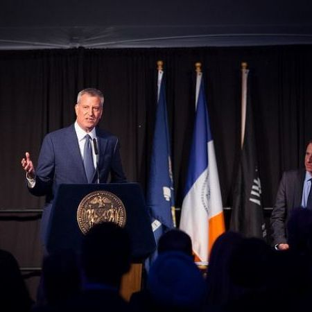NYC Mayor De Blasio Offering Post-Election 'Safe-Space' for City Workers