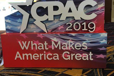 Live Blog: CPAC 2019