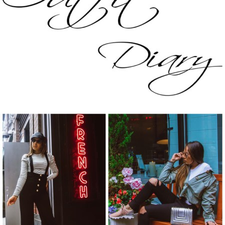 Outfit Diary | Week of May 5-11