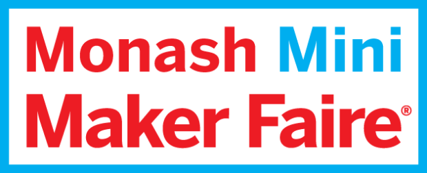 Monash Mini Maker Faire logo