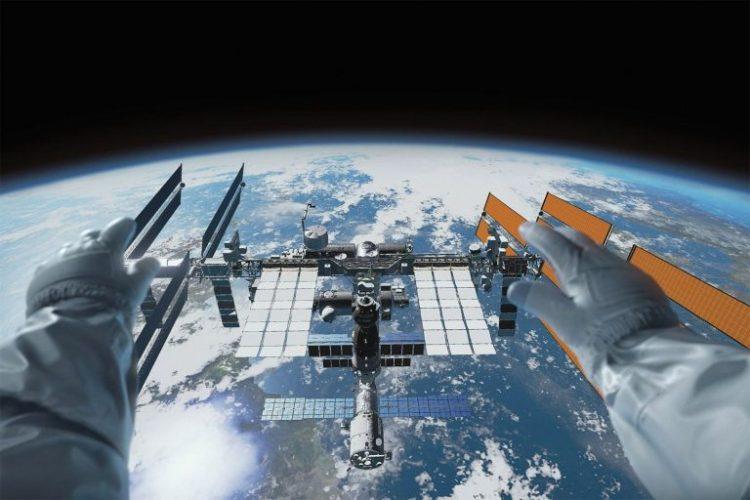 Virtual Reality Spacewalk