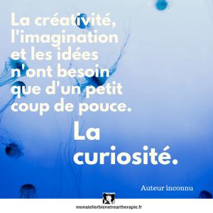La créativité, l'imagination