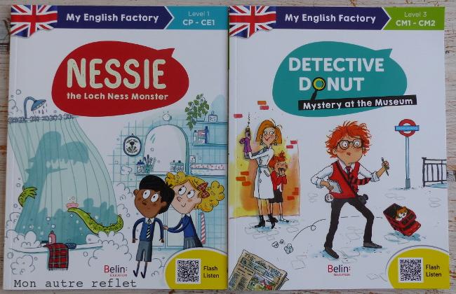 mon avis sur my english factory petits