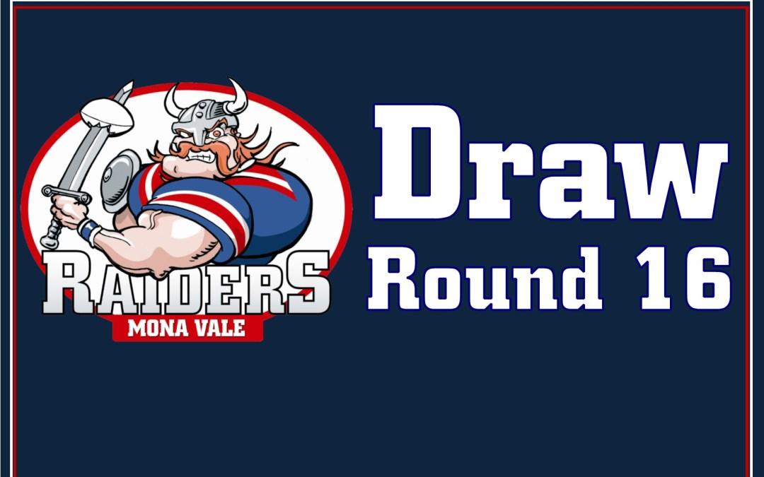 Round 16 – 2019