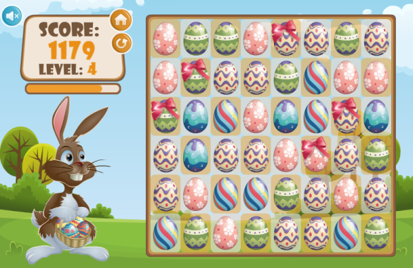 Easter Eggs Challenge pic