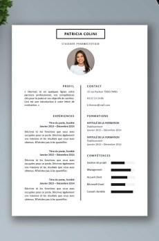 exemple de CV simple